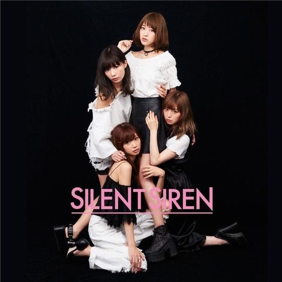 Silent Siren Fujiyama Disco Limited A