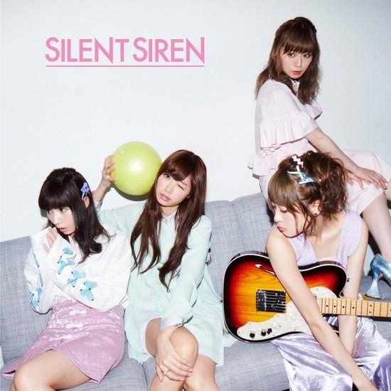 Silent Siren Fujiyama Disco Regular Cover