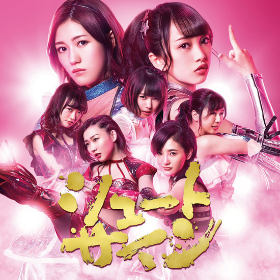 AKB48 Shoot Sign Cover Limited D