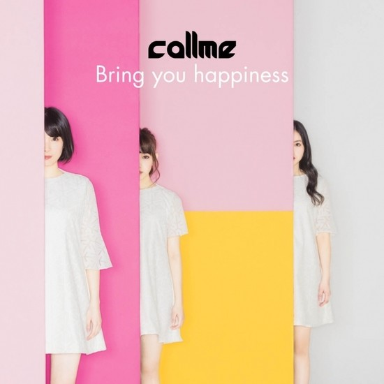 callme Bring you happiness Cover Type B