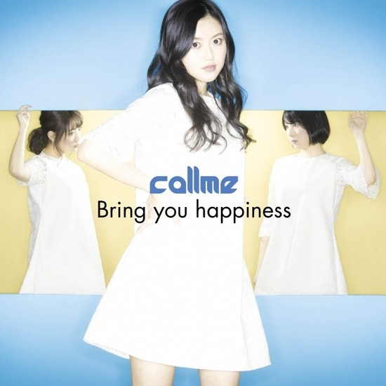 callme Bring you happiness Cover Type D
