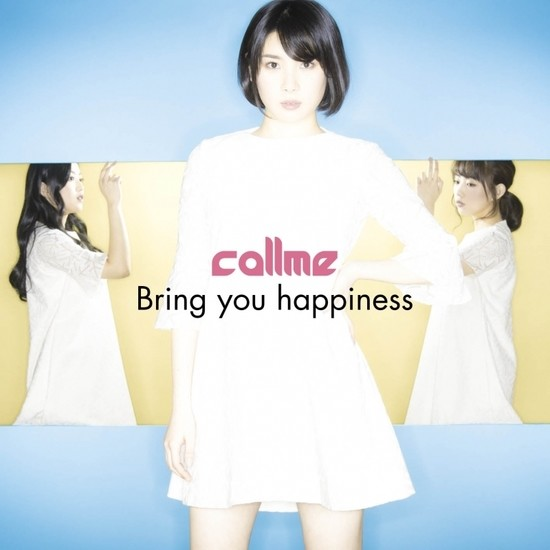 callme Bring you happiness Cover Type E