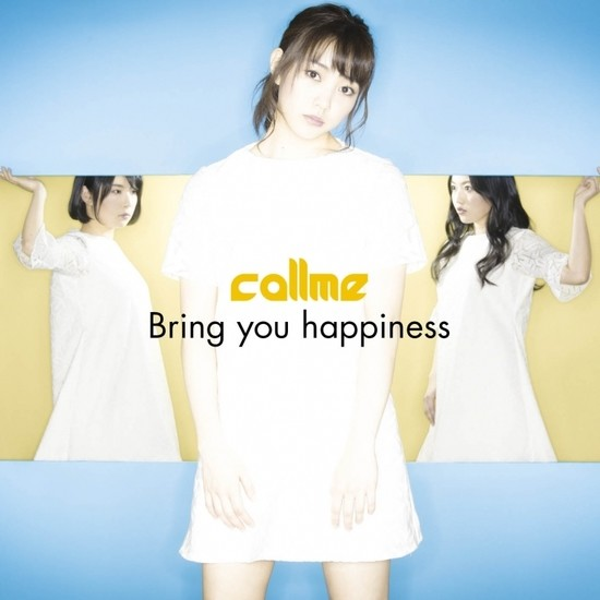 callme Bring you happiness Cover Type F