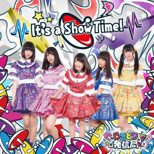 Sakidori Hasshinkyoku It's a Show Time! Cover Type B