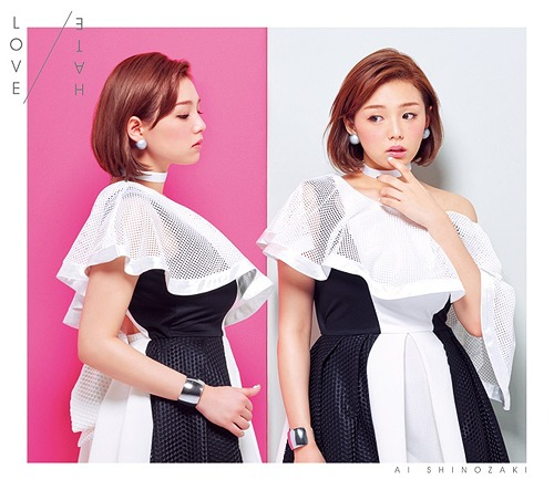 Shinozaki Ai Love Hate Cover Limited