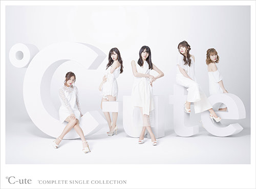 C-ute Complete Single Collection Cover Limited A