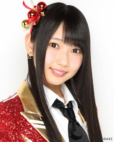 HKT48 Inoue Yuriya
