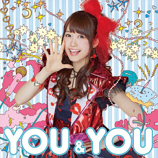 Serizawa Yuu YOU & YOU Cover CD Blu-ray