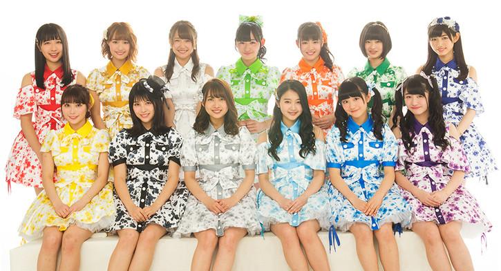 SUPER☆GiRLS Sweet☆Smile