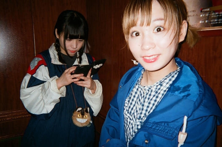 BiSH Ayuni Momoko