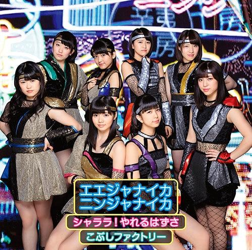 Kobushi Factory Shalala Ninja Cover Limited B