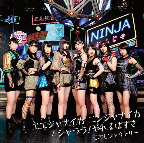 Kobushi Factory Shalala Ninja Cover Special