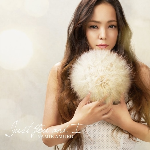 Namie Amuro Just You and I Cover CD+DVD