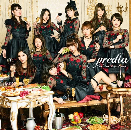 predia Nouvelle Cuisine Cover Type A