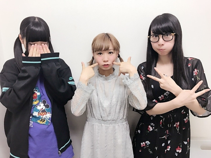 BiSH Ayuni D Momoko Gumi Company Hashiyatsume