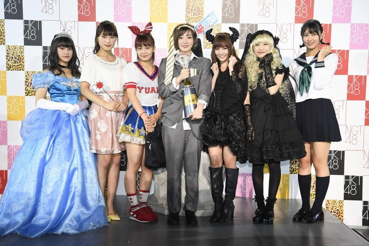 AKB48 Janken Tournament 2016