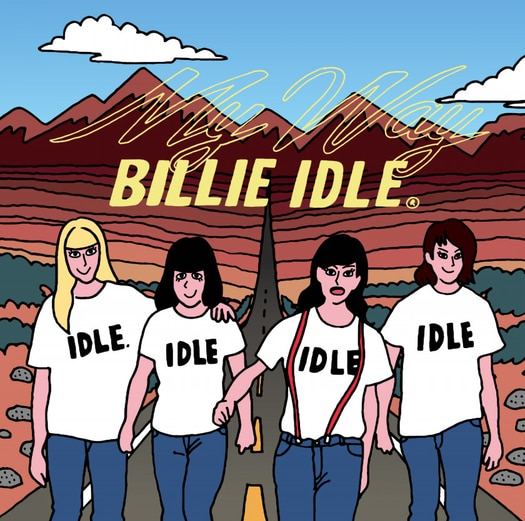 BILLIE IDLE MY WAY