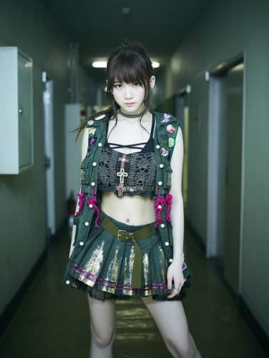 The Idol Formerly Known As LADYBABY Kaneko Rie