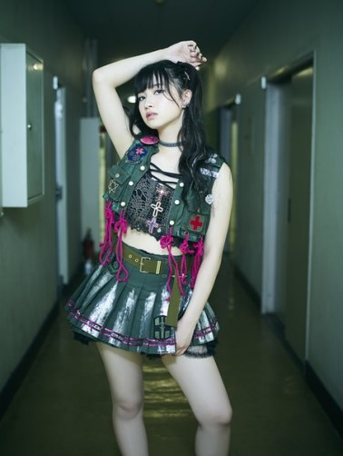 The Idol Formerly Known As LADYBABY Kuromiya Rei