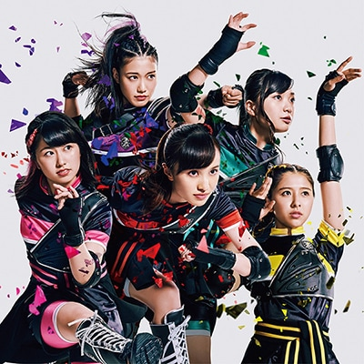 Momoiro Clover Z BLAST! Cover Limited A