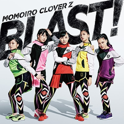 Momoiro Clover Z BLAST! Cover Regular