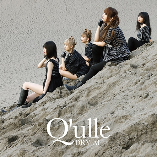 Q'ulle DRY AI Cover CD