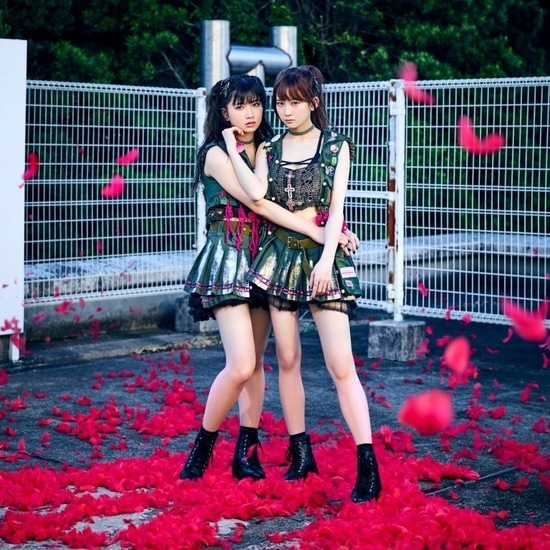 The Idol Formerly Known As LADYBABY Cover Pinky! CD