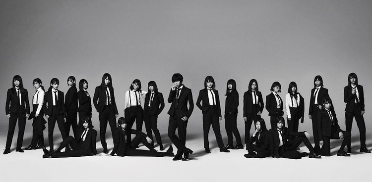 keyakizaka46 5th single kaze ni fukaretemo