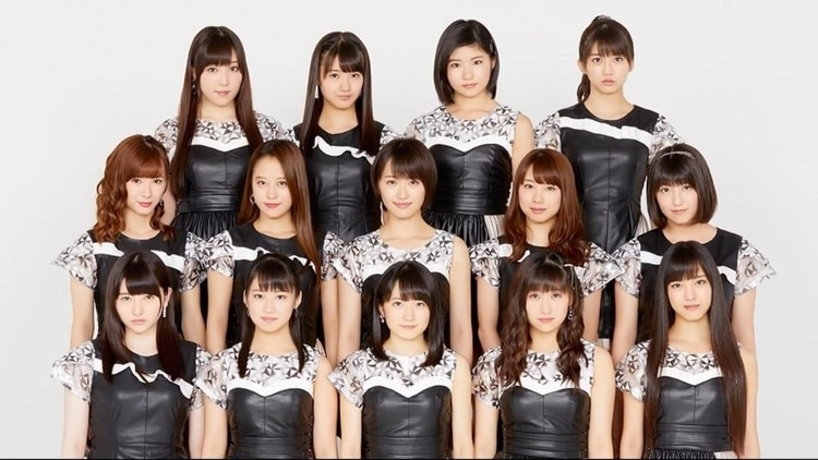 morning musume Jama Shinaide Here We Go! Dokyuu no Go Sign Wakaindashi!