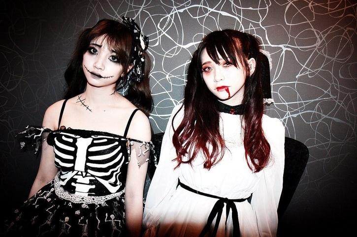 ladybaby halloween