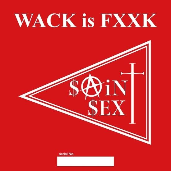 saint sex wack is fxxk cover