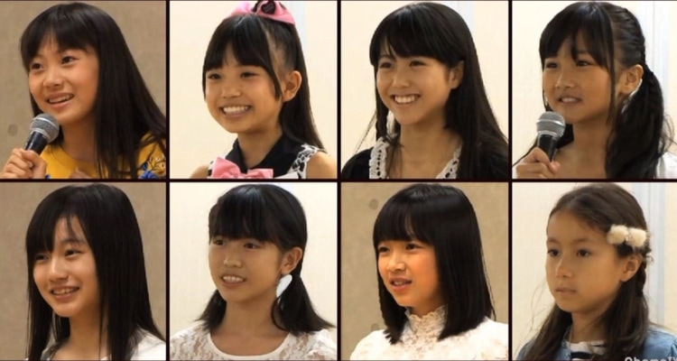 hello project 2018 audition finalists