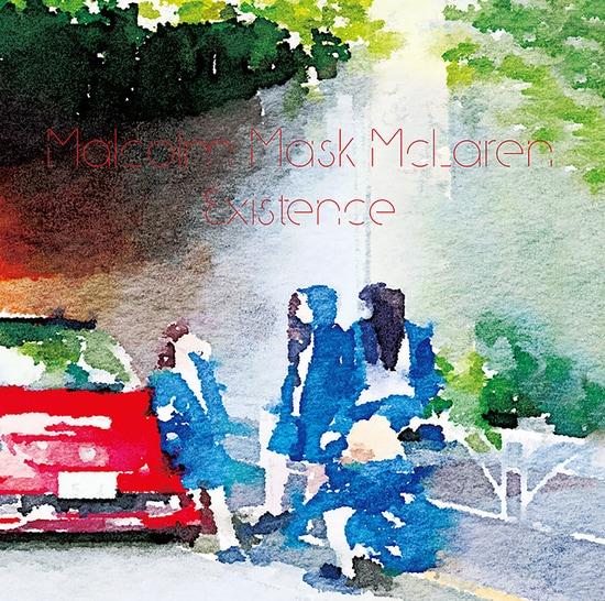 malcom mask mclaren existence cover