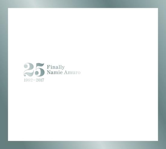 namie amuro finally cover cd dvd bluray