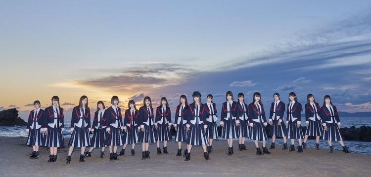 NGT48 sekai wa doko made aozora na no ka