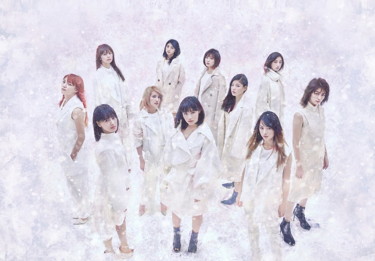 e-girls aishiteru to itte yokatta