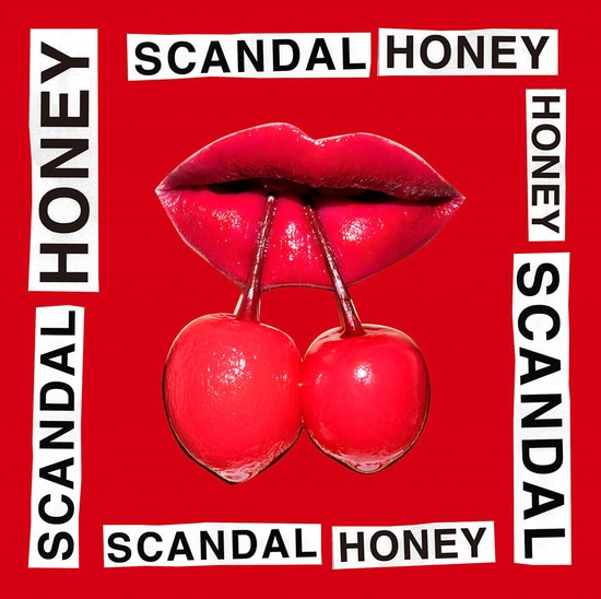 scandal honey cover complete