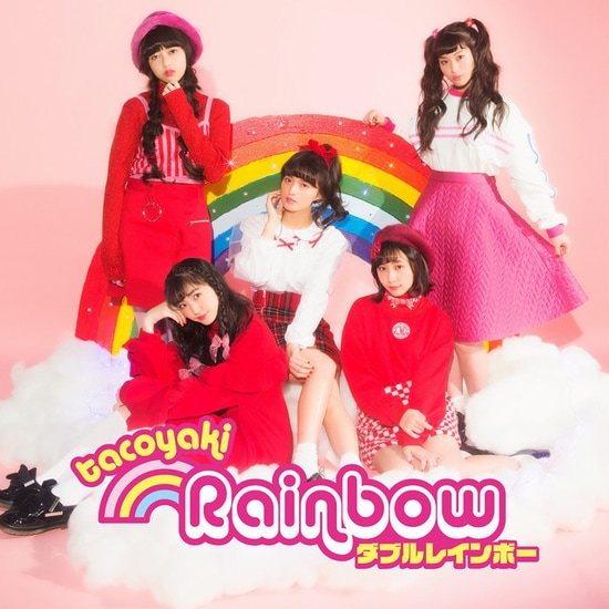 tacoyaki rainbow double rainbow cover type a
