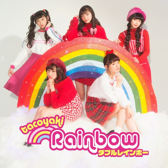 tacoyaki rainbow double rainbow cover type b
