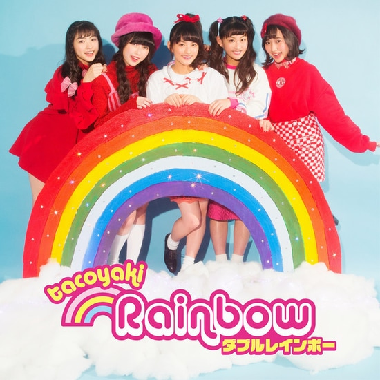 tacoyaki rainbow double rainbow cover type c