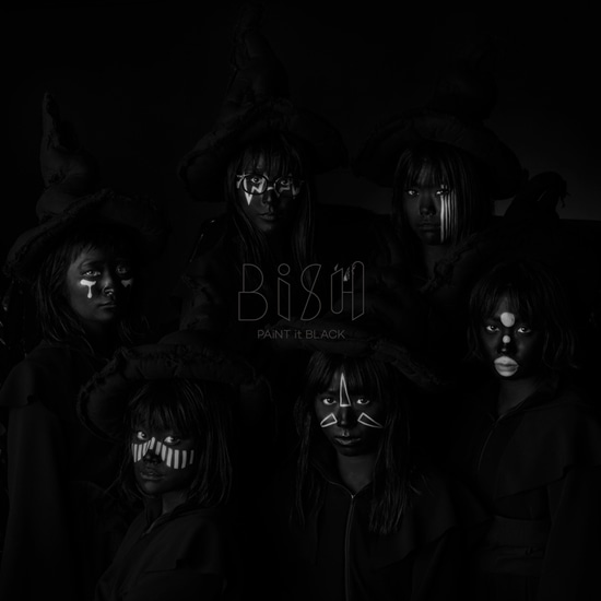 bish paint it black cover limited