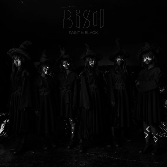 bish paint it black cover regular