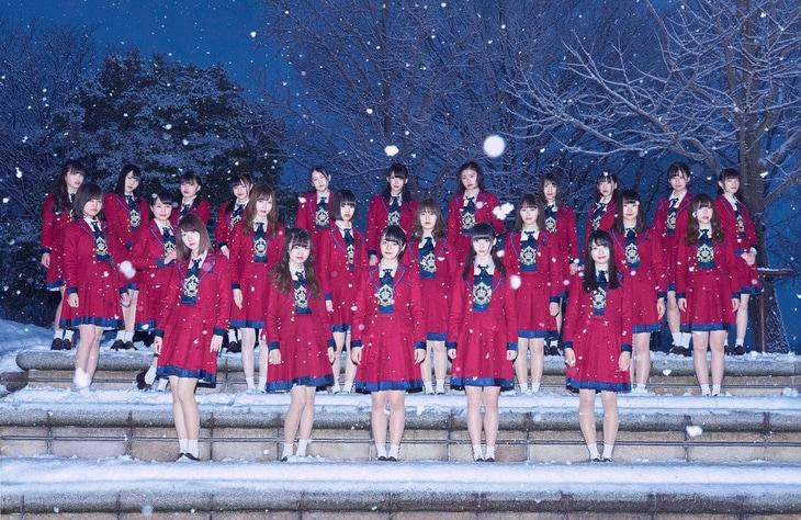 ngt48 haru wa dokokara kuru no ka