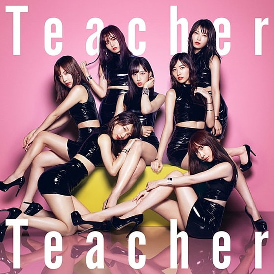 akb48 teacher teacher cover limited type a
