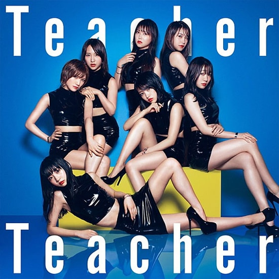 akb48 teacher teacher cover regular type b