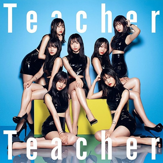 akb48 teacher teacher cover limited type d