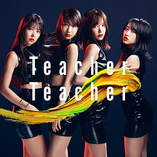 akb48 teacher teacher cover regular type c