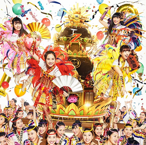 momoiro clover best album cover 2 cds