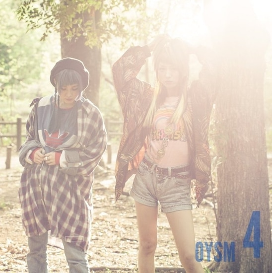 oyasumi hologram 4th album cover 4
