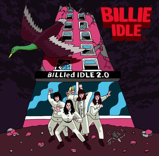 billie idle billied idle 2.0 cover